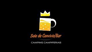 Sala de Convívio/Bar CampiFérias - V.N.Milfontes (Alentejo)