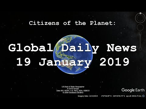 Today's News - 19.01.19