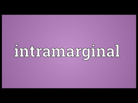 Header of intramarginal