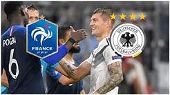 Deutschland vs. Frankreich live im TV und im LIVE-STREAM: So geht's |