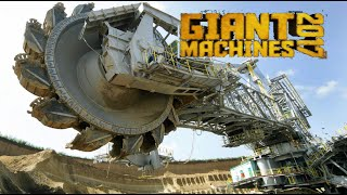 Giant Machines 2017 Braunkohlebagger Vs Rock Wall!