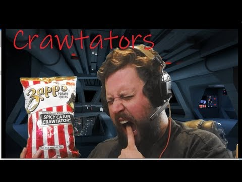 Xile Tries : Zapps Crawtators