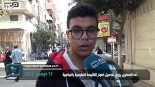 مصر العربية | أحد المصابين يروي تفاصيل انفجار الكنيسة البطرسية بالعباسية