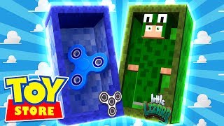 ULTIMATE FIDGET SPINNER! TOY OF THE WEEK - Minecraft Toy Store