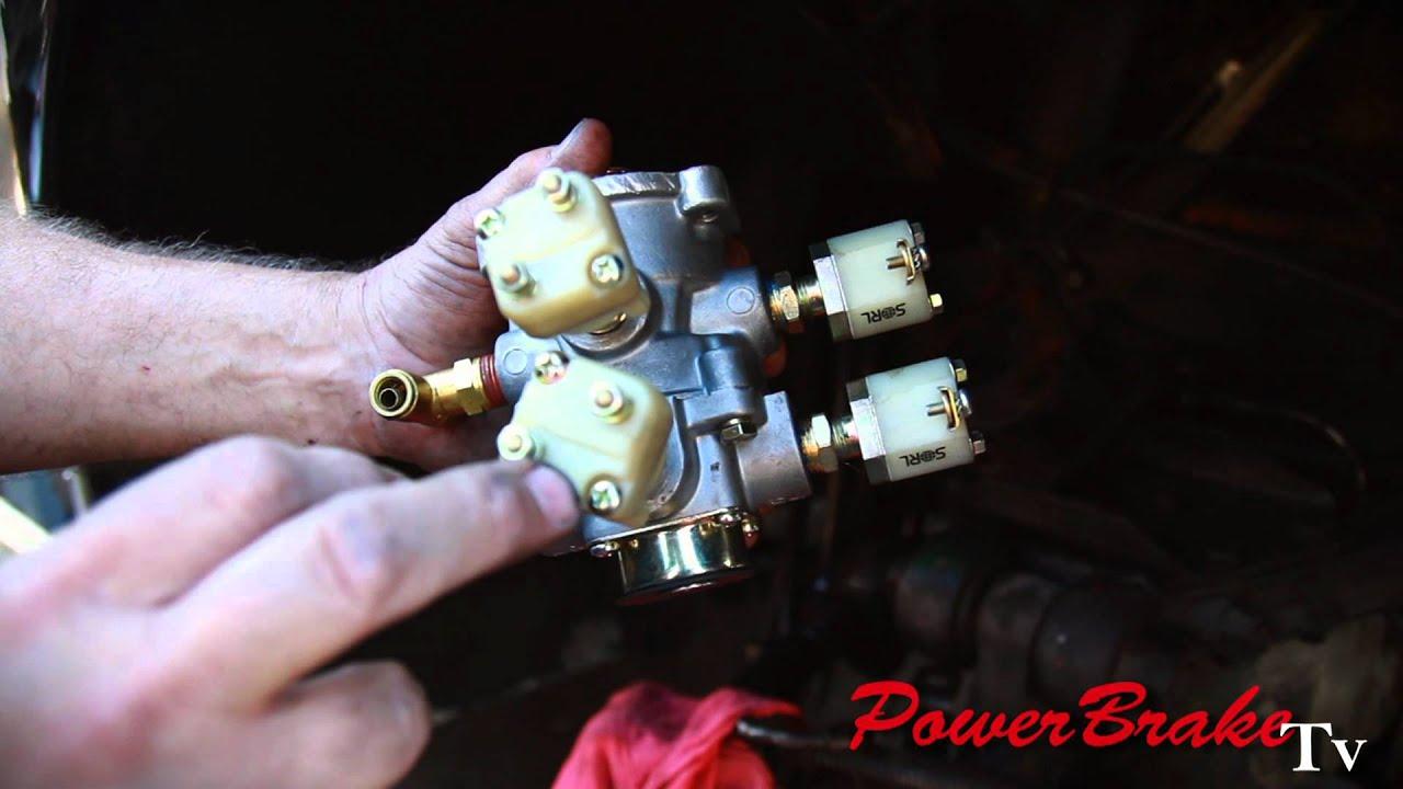 Air Hydraulic Dual Circuit Vs Single Circuit Air System