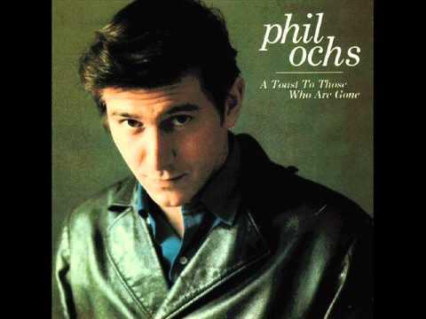 Phil Ochs - No Christmas in Kentucky