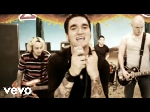 New Found Glory - All Downhill From Here (Official Video)