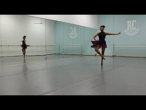 Makayla Jackson - LINES Summer Program Scholarship Audition 2018