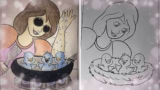 10+ Times Adults Did Coloring Books For Kids And The Result Was Hilariously NSFW