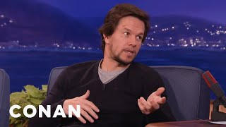 Mark Wahlberg's Son Nut-Punched The Rock