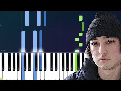 Joji - SLOW DANCING IN THE DARK Piano Tutorial