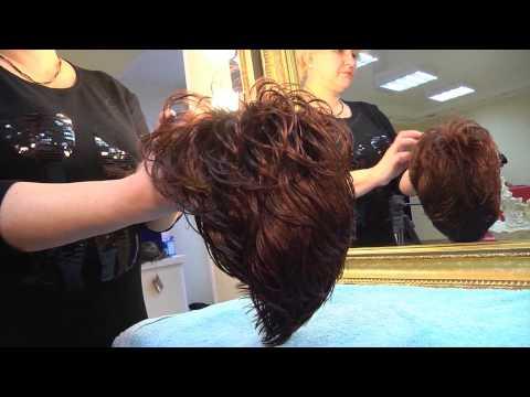 Стирка париков
