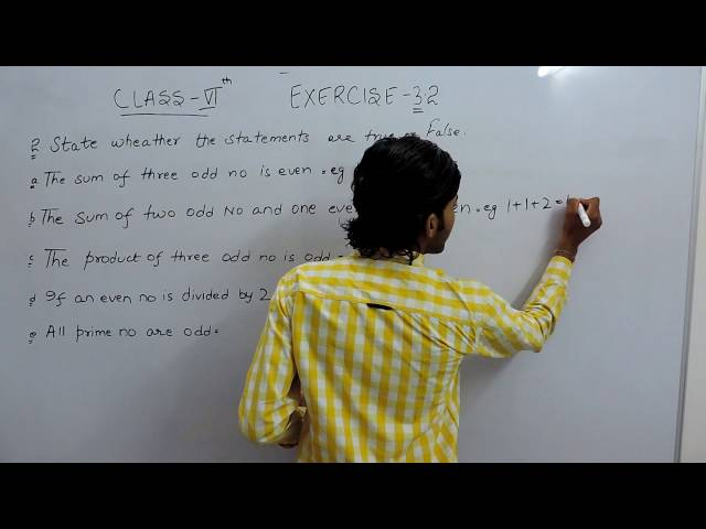 Exercise 3.2 Question 2 (a,b,c,d,e) NCERT/CBSE Solutions for Class 6th Maths Chapter 3