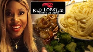 "Vlog: I Had ""Endless Shrimp"" at RedLobster For My Birthday"