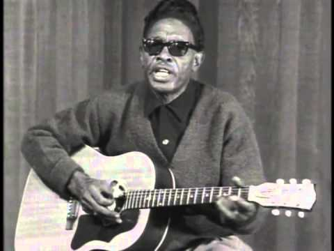 Another of the great blues pantheon: Lightnin' Hopkins.