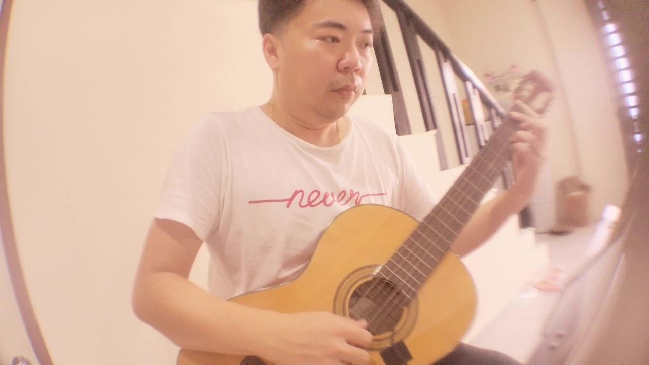 凡人不懂愛-木吉他獨奏(完整版) - YouTube