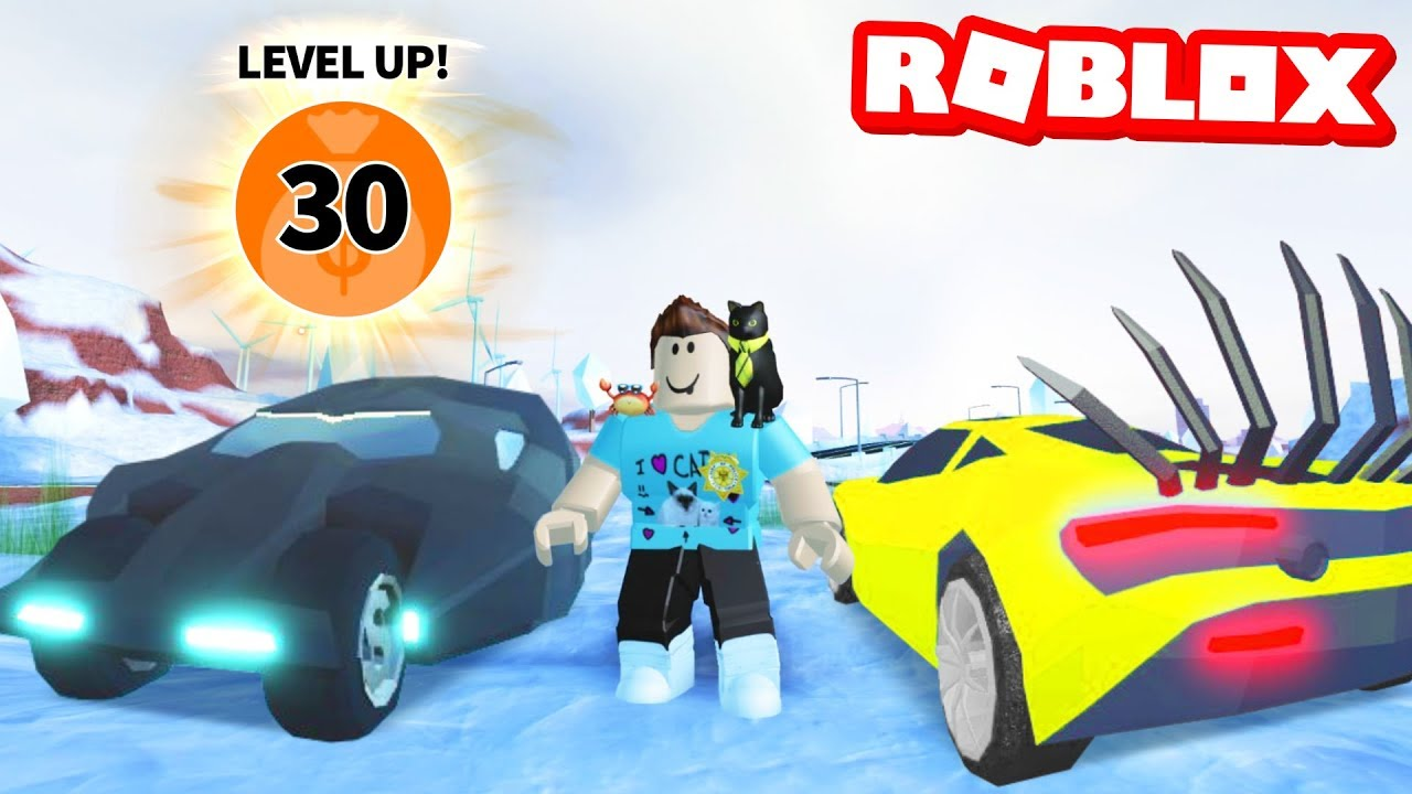 Everything In The Jailbreak Winter Update Roblox Ft