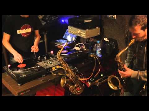 DJ Jijo & Roel Hollander /Jazzprofilactika/ @ Studio21 26.03
