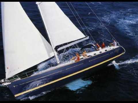 Charter sailing yacht Oceanis 523.wmv