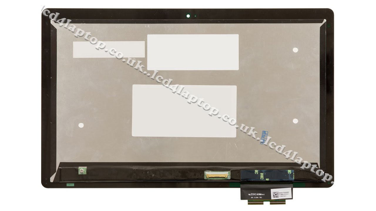 auo b116hat03 1 h w 0a f w 1 tablet led touch screen for acer iconia rh youtube com