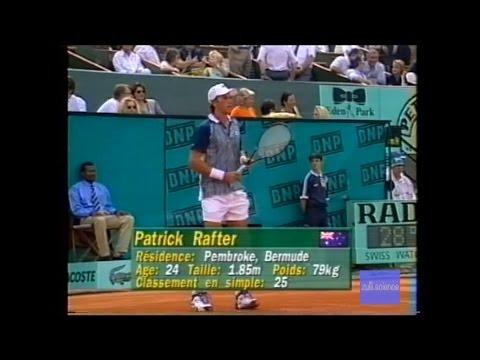 FULL VERSION Bruguera vs Rafter 1997 Roland Garros (Japanese Language)