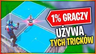 1% GRACZY UŻYWA TYCH TRICKÓW W FORTNITE SEZON 8 !!