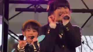 2015年11月22日。AKB48チーム8。富士スピードウェイ。2部。 吉田華恋ち...