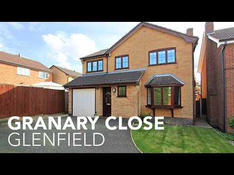 Granary Close, Glenfield - Property Video Tour - Horton Estate Agents (HD)