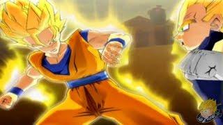 Dragon Ball Z Infinite World - Story Mode - SSJ2 Goku Vs Majin Vegeta (Part 12) 【HD】