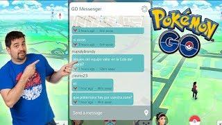 ¡NUEVA ACTUALIZACIÓN! REPORTAR CLIMA, FUTURO CHAT en Pokémon GO!? Y mucho más! [Keibron]