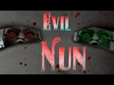 ОБНОВЛЕНИЕ МОНАШКИ 1.1.5! Монашка в тумане! Evil Nun 1.1.5! Монахиня на харде