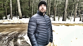Condor Zephyr Down Jacket: Late Winter, Early Spring Coat