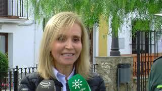 La Subdelegada del Gobierno se reúne con alcaldes de la Sierra por la seguridad de la castaña