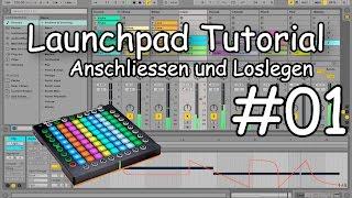 Launchpad für Anfänger #01| Swiss Launchpad | Launchpad Anschliessen und Einstellen |