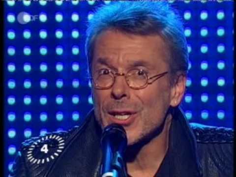 Reinhard Mey - Über den Wolken (ZDF, live)