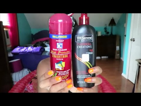 Best Heat Protectants for Natural Hair!