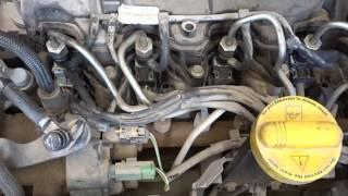 Probleme Demarrage Dacia duster 1.5 dci - مشكلة تشغيل محرك داسيا 1.5 DCI HD