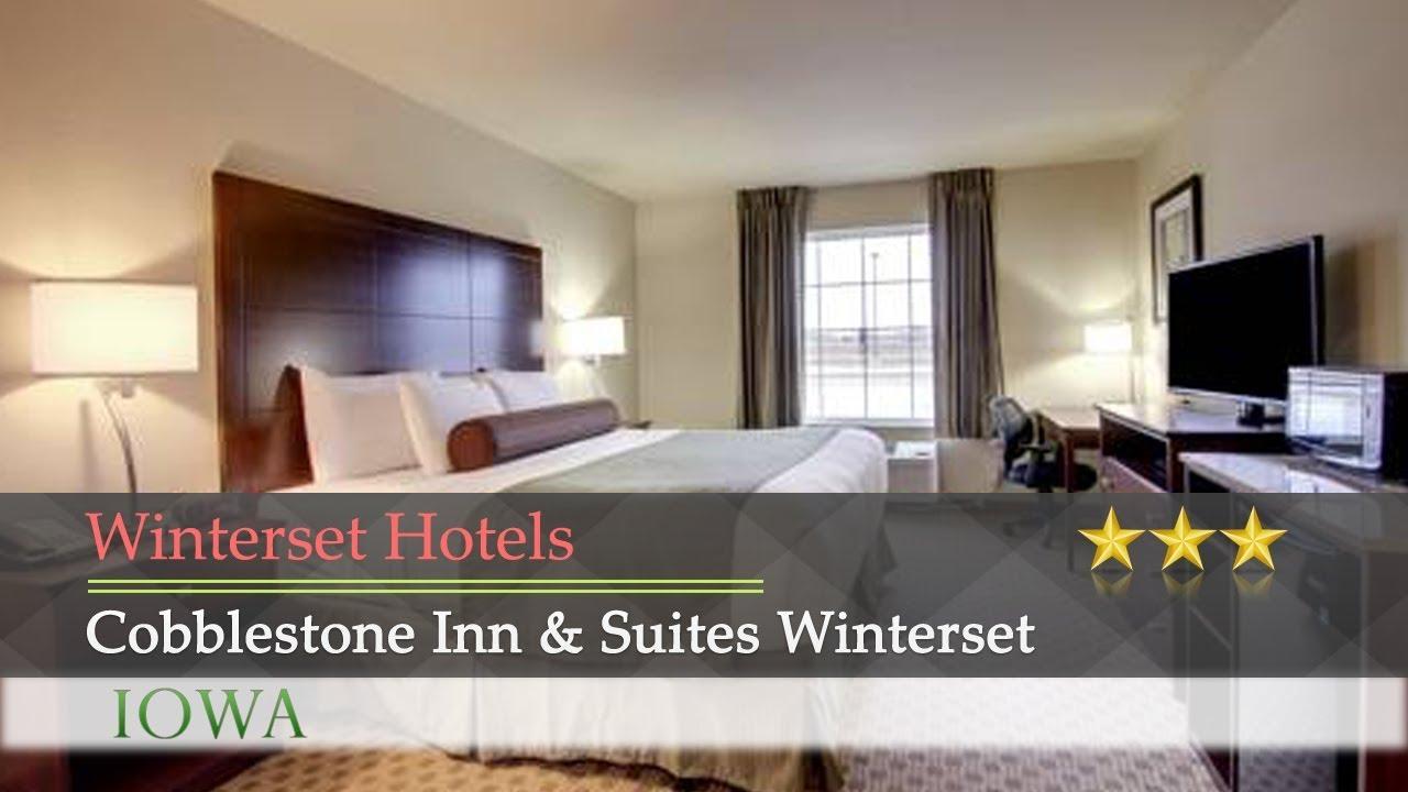Cobblestone Inn Suites Winterset Hotels Iowa