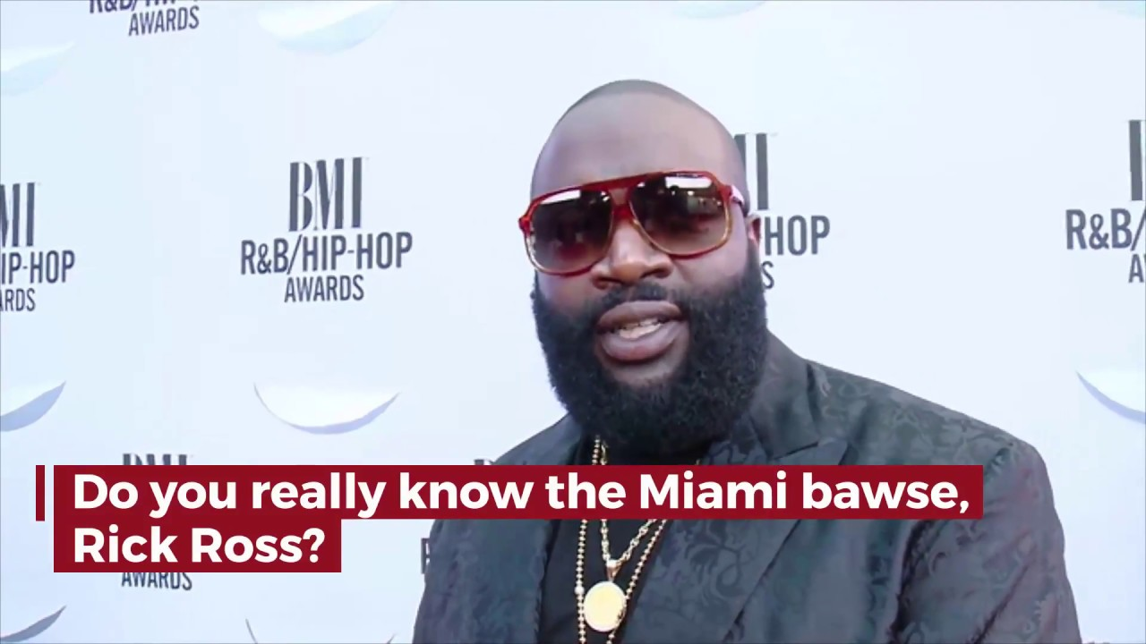 How well do you really know the bawse Ricky Rozay?   REVOLT IQ