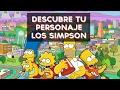 ¿Qué personaje de Los Simpson eres? | Test Divertidos