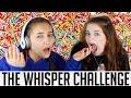 Whisper Challenge + HUGE GIVEAWAY!!!!