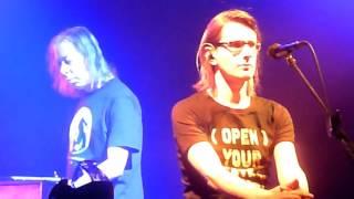 Steven Wilson - Transience -- Live At AB Brussel 23-01-2016