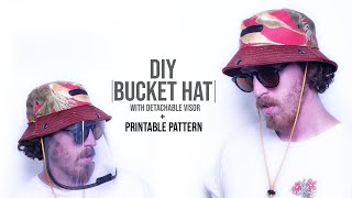 How to Make a Bucket Hat