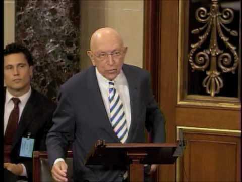 Lautenberg Votes No on Murkowski Resolution