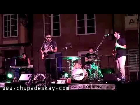 """Chupadeskay - """"Cow Boy"""" - Directos Agadic - Ourense"""