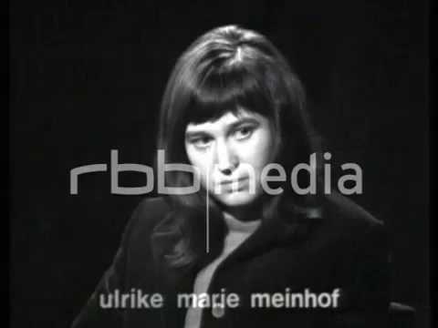Interview with Ulrike Meinhof 1968