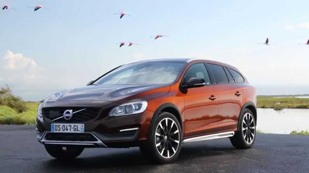 essai volvo v60 cross country youtube. Black Bedroom Furniture Sets. Home Design Ideas