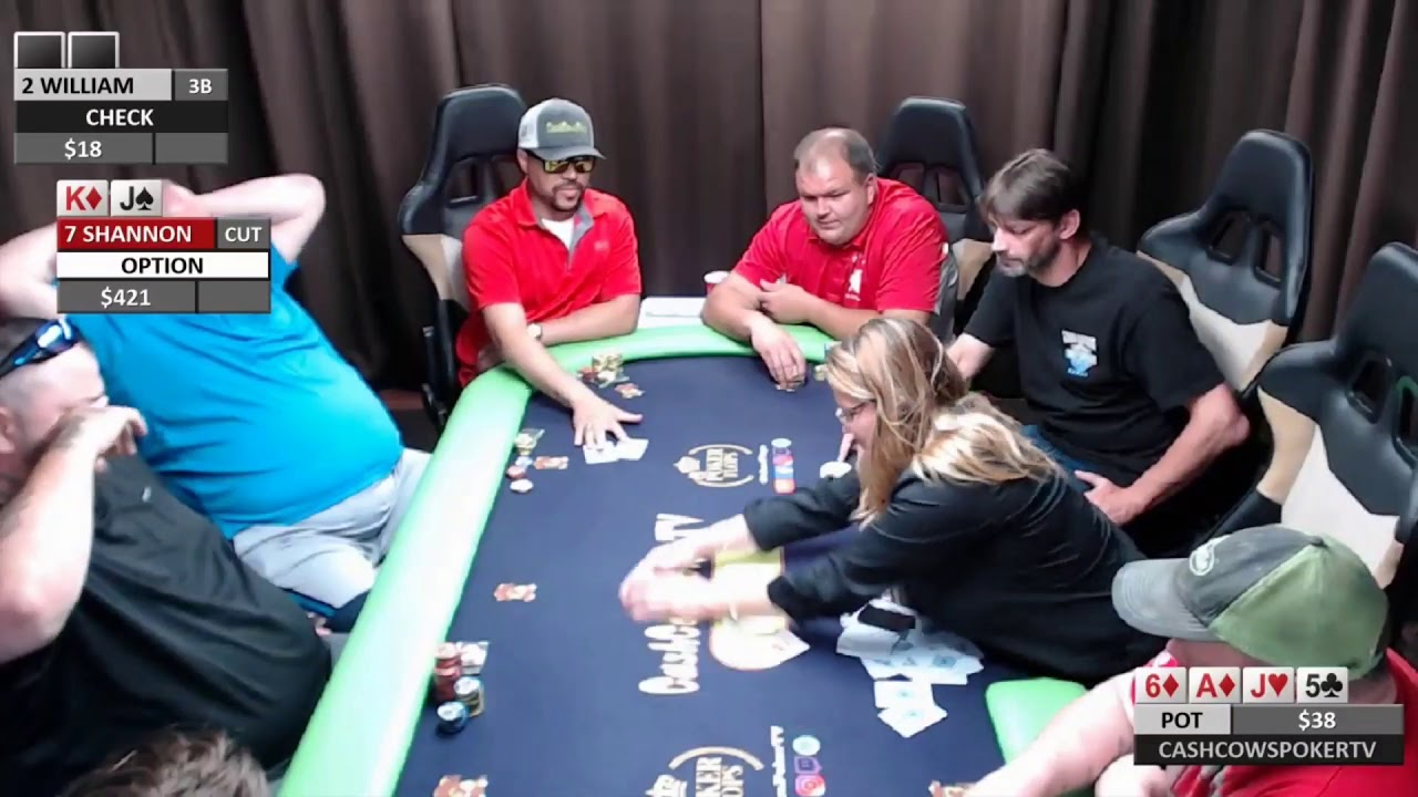 .50-1 NLH Cash Game. Season3 Game1 Ep3. Sponsored By PokerFlops & RossSlots
