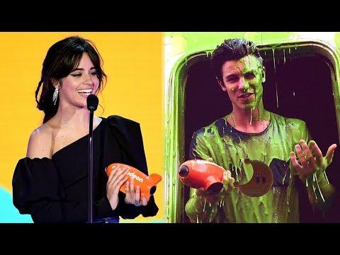 2018 Kids' Choice Awards Winners Recap - Camila Cabello, Shawn Mendes & MORE