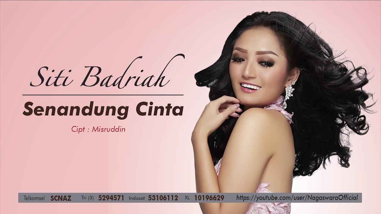 Single Senandung Cinta by Siti Badriah